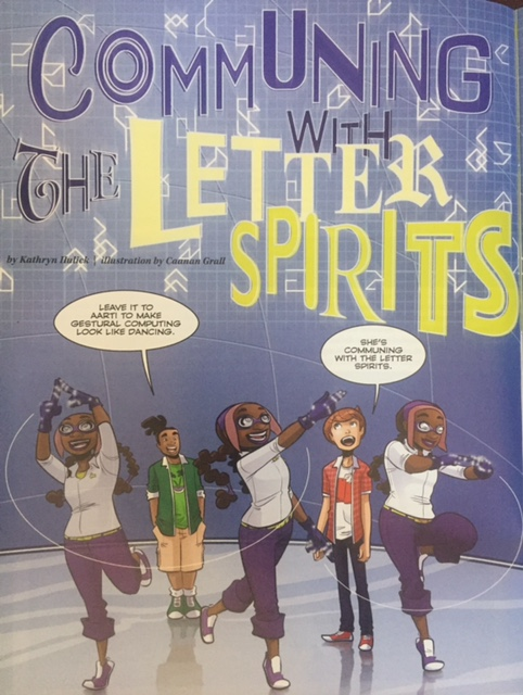 Letter Spirits